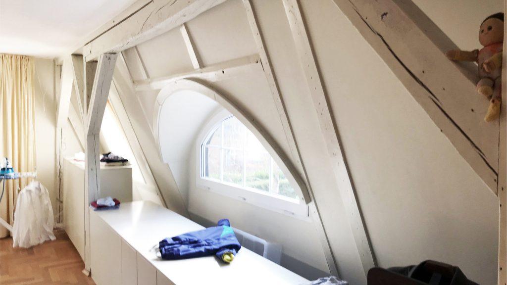 zolder renovatie Nijmegen interieur ontwerp