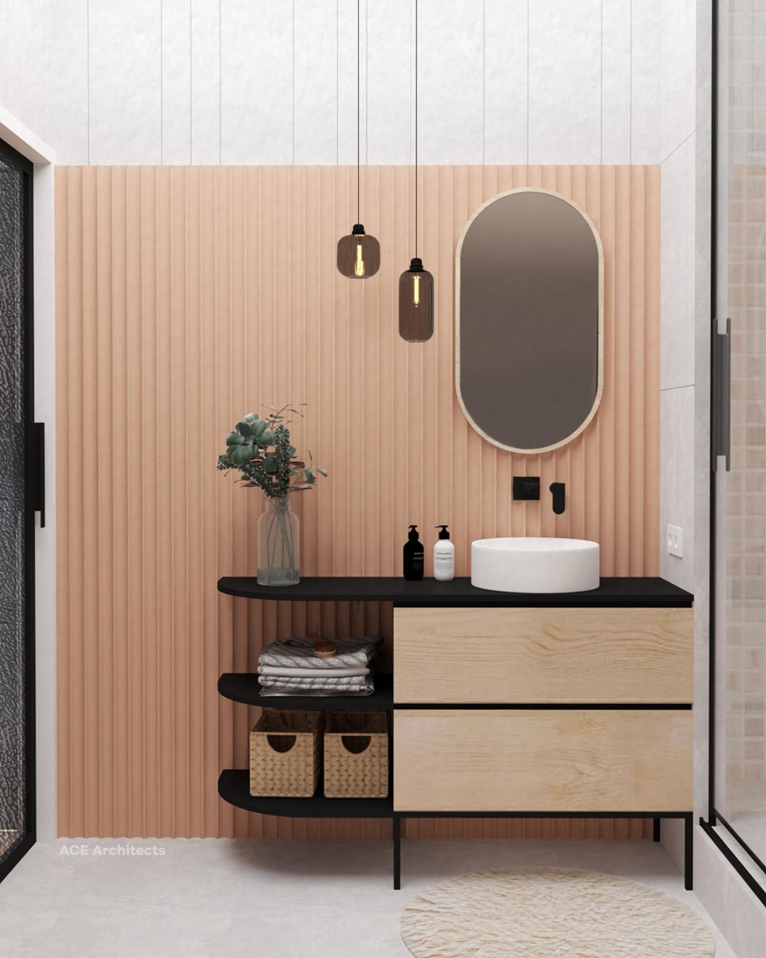badkamer ontwerp interieur Nijmegen Amsterdam