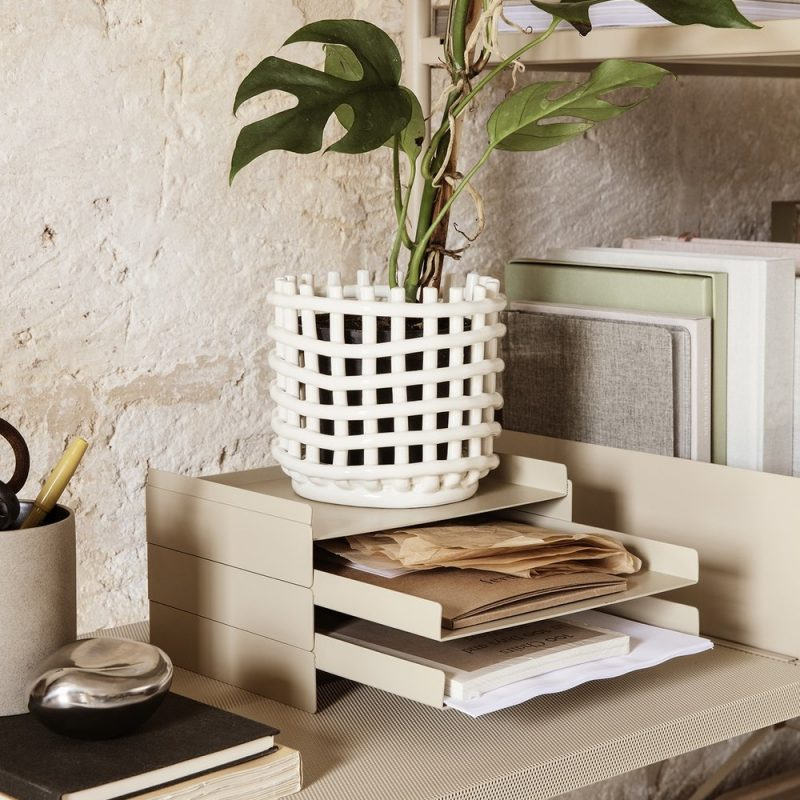 3 unique home office moodboards