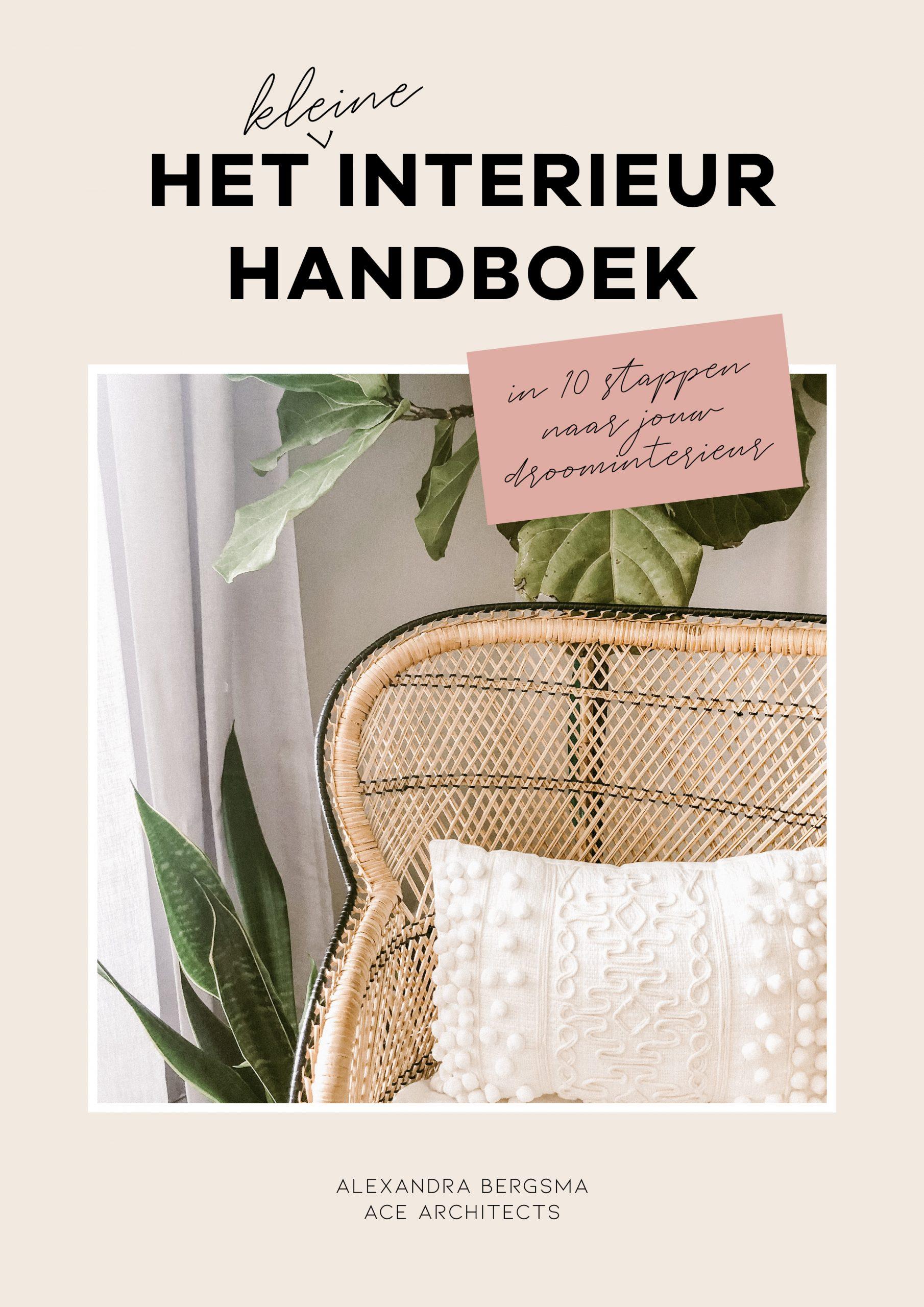 Het kleine interieur handboek gratis ebook