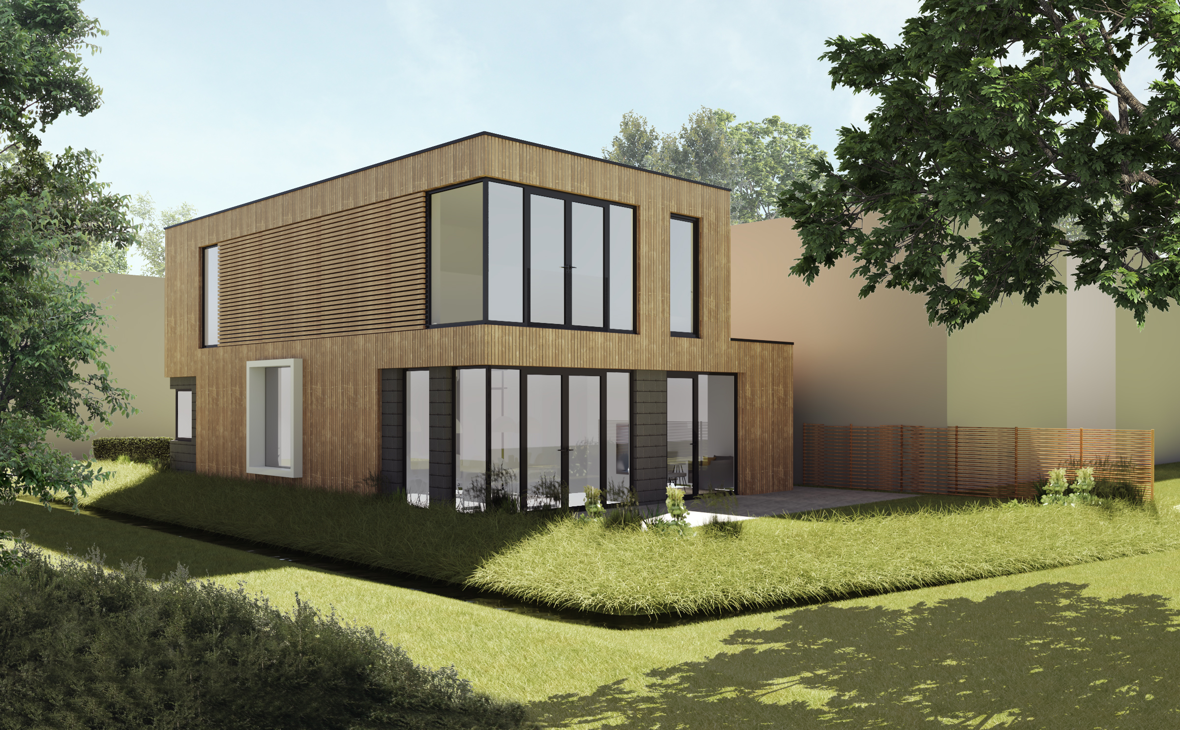 architect Nijmegen Almere project