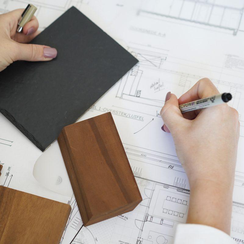 voorlopig ontwerp architectenbureau Nijmegen