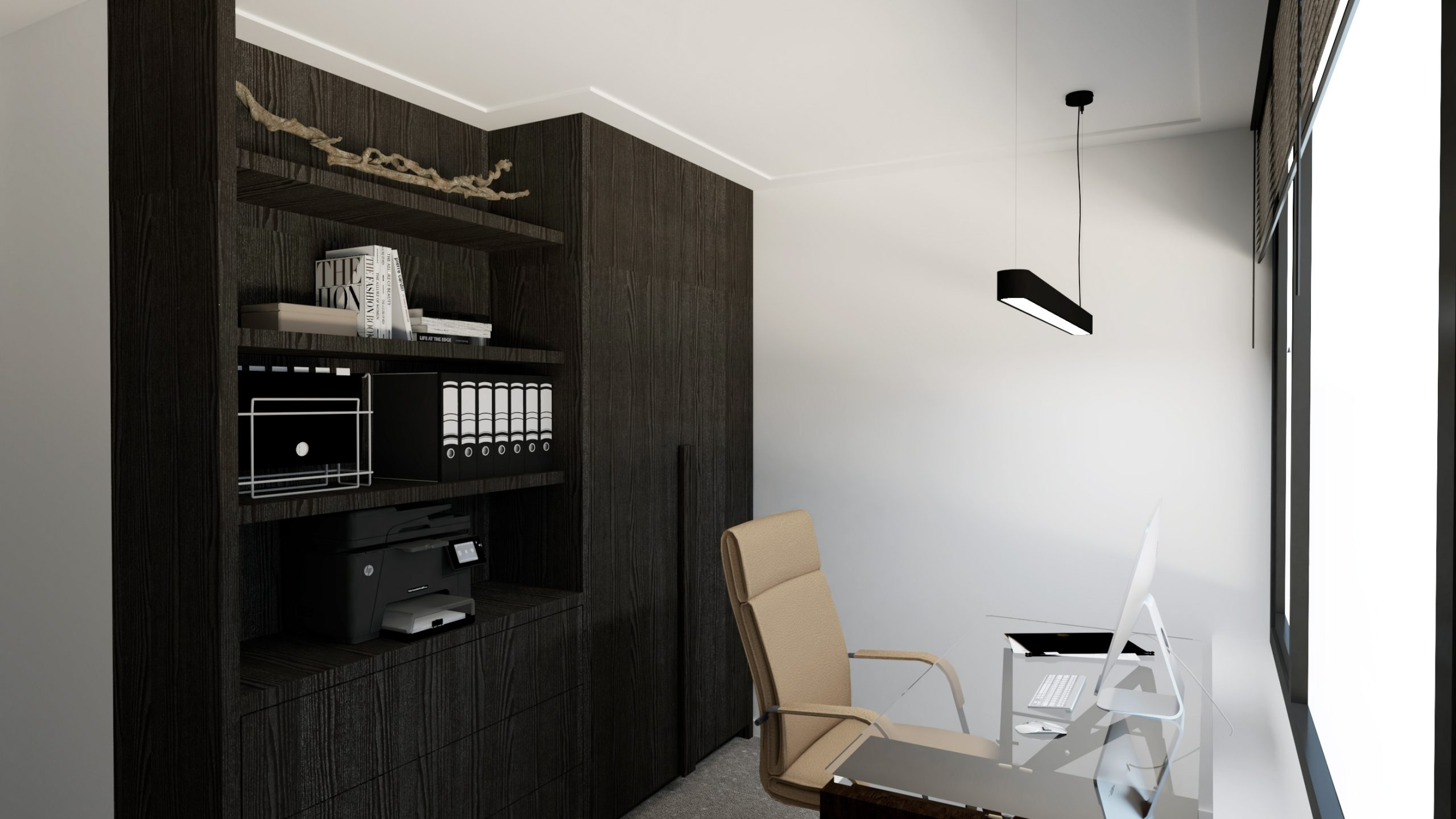 Thuiskantoor interieuradvies